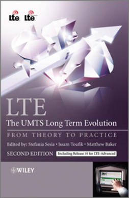 Sesia, Stefania - LTE - The UMTS Long Term Evolution: From Theory to Practice, e-bok