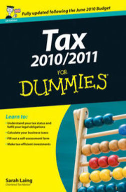 Laing, Sarah - Tax 2010/2011 For Dummies<sup>&#174;</sup>, ebook
