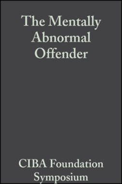 Porter, Ruth - The Mentally Abnormal Offender, ebook