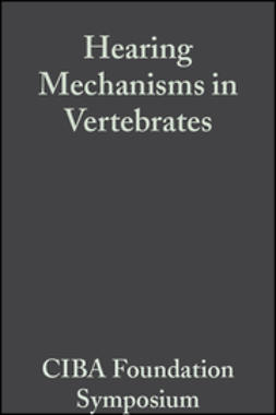 UNKNOWN - Hearing Mechanisms in Vertebrates, ebook