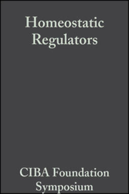 UNKNOWN - Homeostatic Regulators, ebook