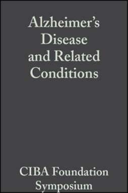 UNKNOWN - Alzheimer's Disease and Related Conditions, ebook