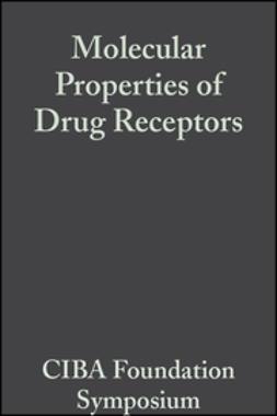 UNKNOWN - Molecular Properties of Drug Receptors, ebook