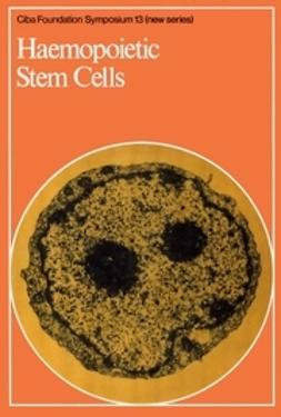 O'Connor, Maeve - Haemopoietic Stem Cells, ebook