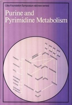 Elliott, Katherine - Purine and Pyrimidine Metabolism, ebook