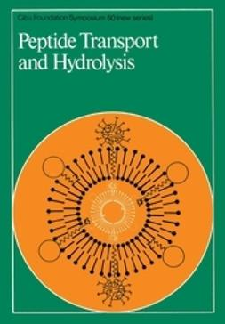 Elliott, Katherine - Peptide Transport and Hydrolysis, ebook