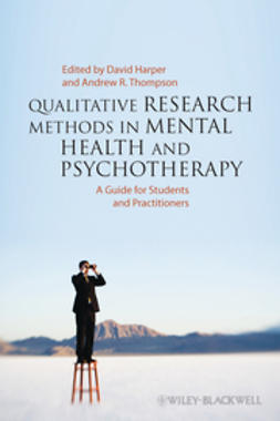 Harper, David - Qualitative Research Methods in Mental Health and Psychotherapy: A Guide for Students and Practitioners, ebook