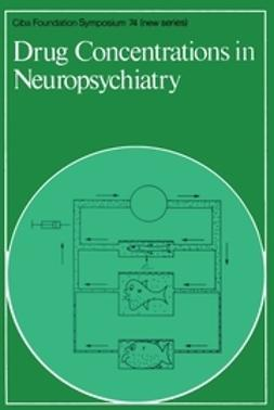 Porter, Ruth - Drug Concentrations in Neuropsychiatry, e-kirja