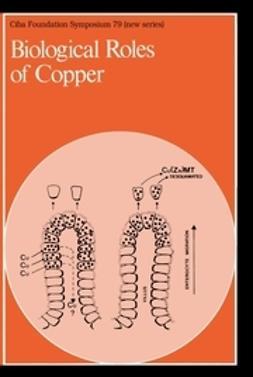 Evered, David - Biological Roles of Copper, ebook