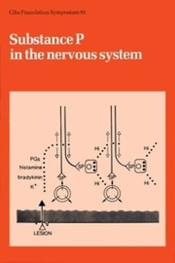 O'Connor, Maeve - Substance P in the Nervous system, ebook