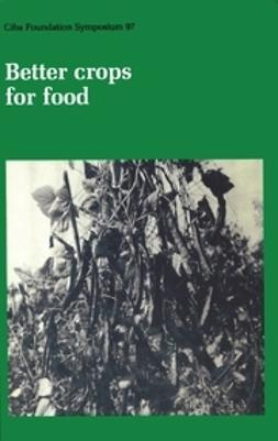 Nugent, Jonathan - Better Crops for Food, ebook