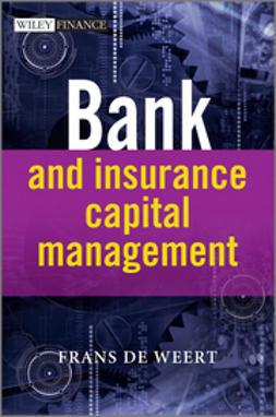 Weert, Frans  de - Bank and Insurance Capital Management, ebook
