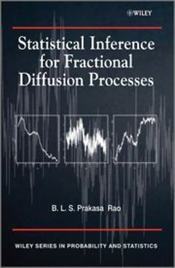 Rao, B. L. S. Prakasa - Statistical Inference for Fractional Diffusion Processes, ebook