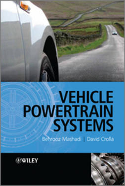 Crolla, David - Vehicle Powertrain Systems: Integration and Optimization, ebook
