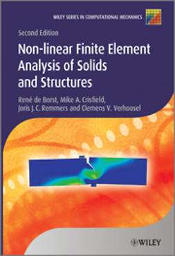 Borst, René de - Nonlinear Finite Element Analysis of Solids and Structures, e-bok