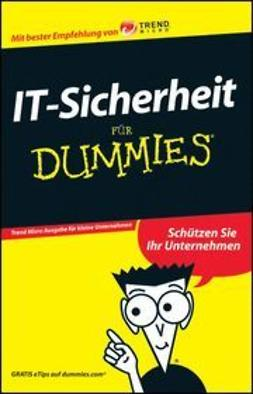 Trend, David - Small Business IT Security For Dummies<sup>&#174;</sup> in German, ebook