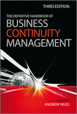 Hiles, Andrew - The Definitive Handbook of Business Continuity Management, ebook