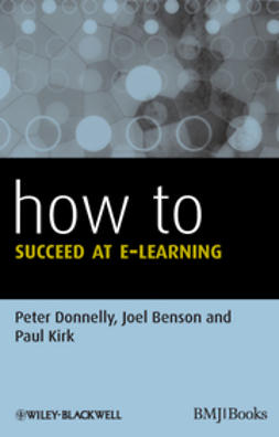 Donnelly, Peter - How to Succeed at e-Learning, ebook
