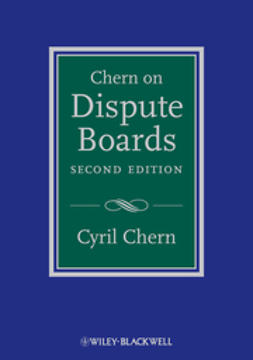 Chern, Cyril - Chern on Dispute Boards, ebook