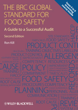 Kill, Ron - The BRC Global Standard for Food Safety: A Guide to a Successful Audit, e-bok