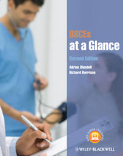 Blundell, Adrian - OSCEs at a Glance, e-bok