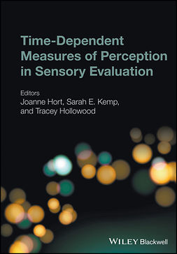Hollowood, Tracey - Time-Dependent Measures of Perception in Sensory Evaluation, ebook