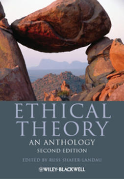 Shafer-Landau, Russell - Ethical Theory: An Anthology, e-bok