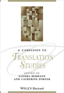 Bermann, Sandra - A Companion to Translation Studies, ebook