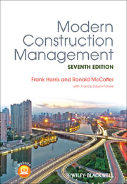 Harris, Frank - Modern Construction Management, ebook