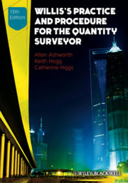 Ashworth, Allan - Willis's Practice and Procedure for the Quantity Surveyor, ebook