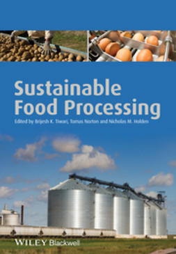Tiwari, Brijesh K. - Sustainable Food Processing, ebook