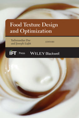 Dar, Yadunandan Lal - Food Texture Design and Optimization, ebook