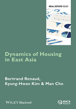 Cho, Man - Dynamics of Housing in East Asia, e-kirja