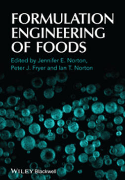 Fryer, Peter - Formulation Engineering of Foods, ebook