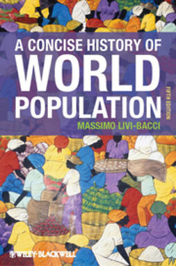 Livi-Bacci, Massimo - A Concise History of World Population, ebook