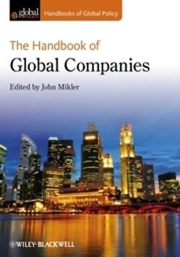 Mikler, John - The Handbook of Global Companies, ebook