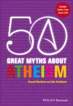 Blackford, Russell - 50 Great Myths About Atheism, e-bok