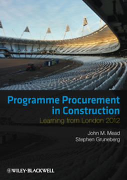 Mead, John - Programme Procurement in Construction: Learning from London 2012, ebook