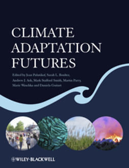 Palutikof, Jean - Climate Adaptation Futures, ebook