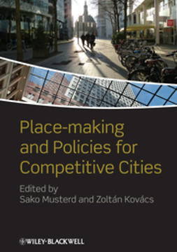 Musterd, Sako - Place-making and Policies for Competitive Cities, e-kirja