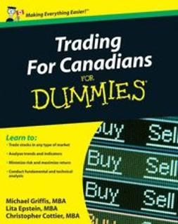 Griffis, Michael - Trading For Canadians For Dummies<sup>&#174;</sup>, ebook