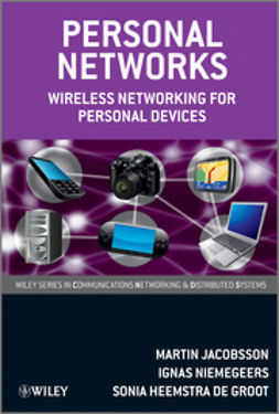 Jacobsson, Martin - Personal Networks: Wireless Networking for Personal Devices, ebook
