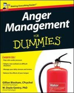 Bloxham, Gillian - Anger Management For Dummies<sup>®</sup>, ebook
