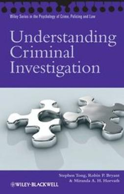 Tong, Stephen - Understanding Criminal Investigation, ebook