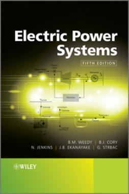 Weedy, Brian - Electric Power Systems, ebook