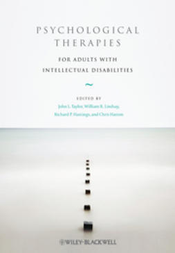 Hastings, Richard P. - Psychological Therapies for Adults with Intellectual Disabilities, ebook