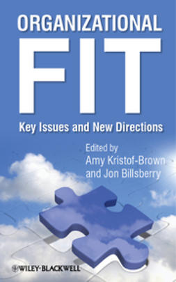 Billsberry, Jon - Organizational Fit: Key Issues and New Directions, ebook