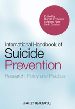 O'Connor, Rory C. - International Handbook of Suicide Prevention: Research, Policy and Practice, ebook