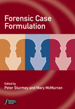 Sturmey, Peter - Forensic Case Formulation, ebook