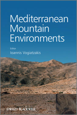 Vogiatzakis, Ioannis - Mediterranean Mountain Environments, e-bok
